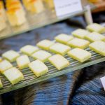 Pandan & Coconut Financiers