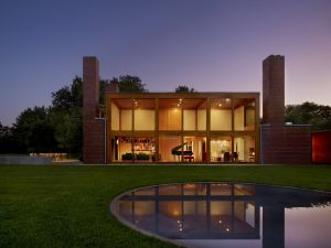 Esherick House by Louis Kahn Credit: ArchDaily